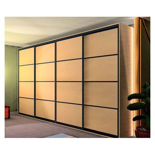 现代时尚滑门 E1级滑门衣柜13