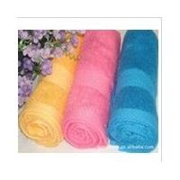 时尚-竹纤维毛巾