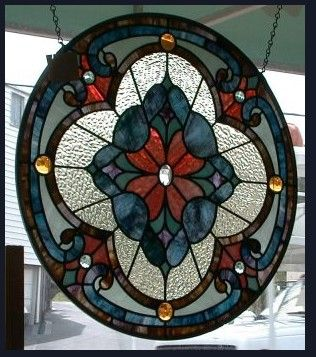欧式琉璃玻璃门图片