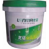 龙马环保绿白乳胶