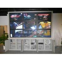 拼接屏监控电视墙柜 无缝拼接电视墙柜