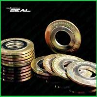 带内外加强环型金属缠绕垫片