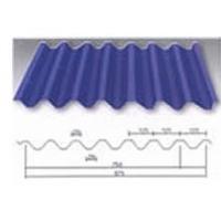 吉特轻钢-彩色金属压型板系列
