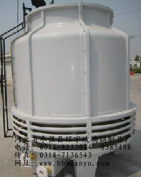 玻璃钢冷却塔产品图片