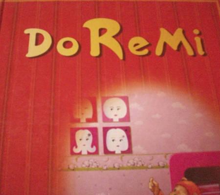 doremifasola歌谱