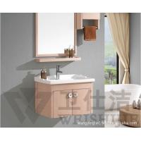 新款太空铝浴室柜组合/批发铝型材浴室柜/0.6长浴室吊柜/W