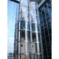 电梯钢结构井道  辽宁富士钢结构公司