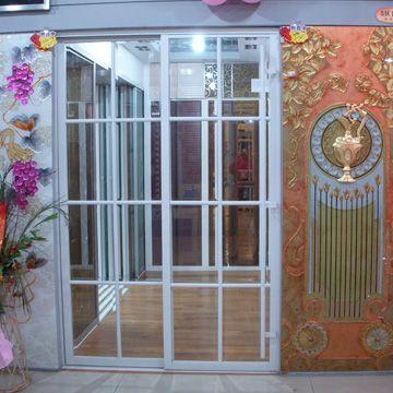 南京移门-晶森玻璃-移门1