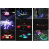 LED互动地砖灯、LED互动地板灯、LED互动地板、LED互