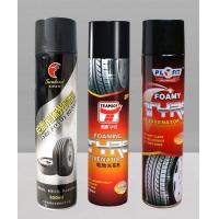 轮胎光亮剂,轮胎泡沫光亮剂,轮胎泡沫清洗上光剂
