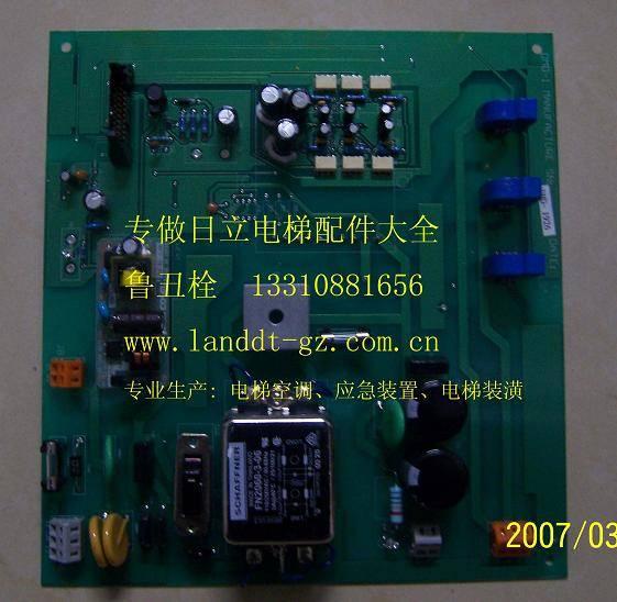 电梯安全门控制模块电路板图片