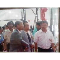 與省政協主席聶榮貴參觀財經大學新校區