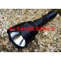 PJW7600氙气强光手电筒