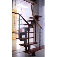 南京楼梯-钢木楼梯-南京高升楼梯