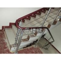 南京钢木楼梯-高升楼梯-GS-GM002
