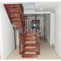 南京实木楼梯-高升楼梯-GS-SM011