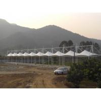 连江高尔夫发球台遮阳景观膜结构