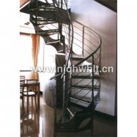 南京楼梯-钢木楼梯-群宏万和楼梯-40