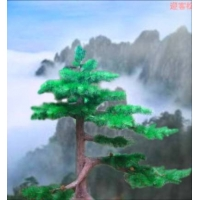 仿真树-广东优质仿真树-韶关仿真树制作——迎客松