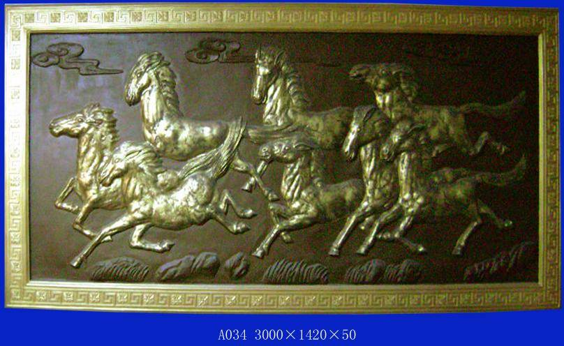 欧式浮雕石膏板 皇冠