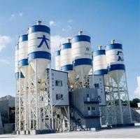 商品混凝土搅拌设备 HZS系列
