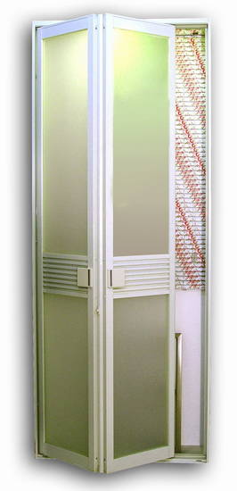 一扇门怎么贴门神