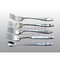 供应不锈钢餐具表面装饰、餐具标