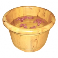 香柏木浴足桶、泡脚桶、洗脚桶