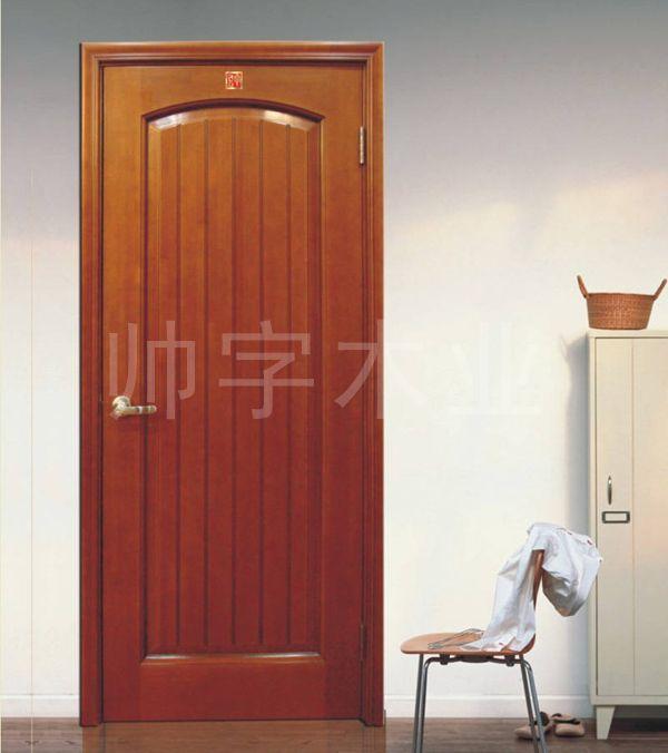 陕西西安帅字木门|实木套装门