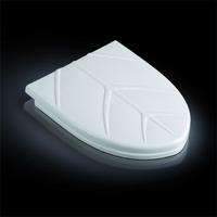 塑料马桶盖板AW-028 缓降静音(图)