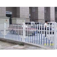 梵高PVC社区塑钢护栏