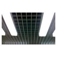 陕西西安铝格栅金属天花吊顶材料批发