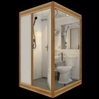 逸巢TM1315整体卫生间整体浴室整体卫浴