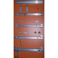 悬挂式推拉衣柜门配件系统——吊轮滑轨系统