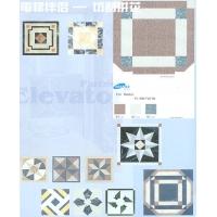 新地带-塑胶地板-切割拼花系列