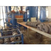 生产辊道通过式抛丸机大量节省能源