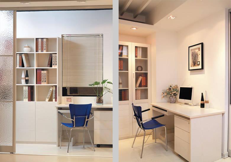 书房系列 索菲亚衣柜