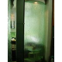 佳艺玻璃 玄关隔断-x001