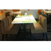 杭州西餐厅桌椅/杭州咖啡厅桌椅
