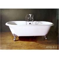 古典系列铸铁搪瓷浴缸