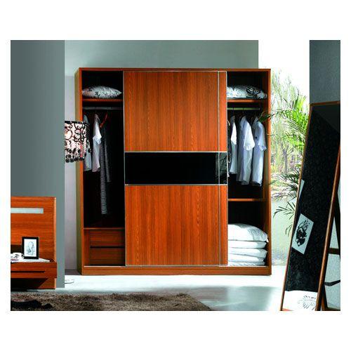 现代时尚滑门 E1级滑门衣柜8
