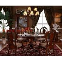 餐桌欧老湿影院48试家具、美老湿影院48试家具、新古典家具、别墅家具定制