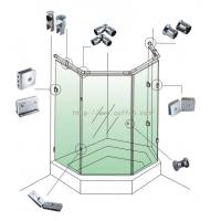 不锈钢玻璃淋浴房配套五金