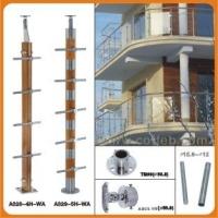 不锈钢楼梯扶手立柱
