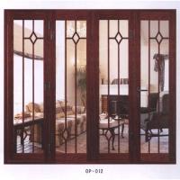 豪华大折叠门OP-012|欧派金郎门业