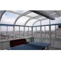 供应各类阳光房专用遮阳窗帘 质量价格最有保证