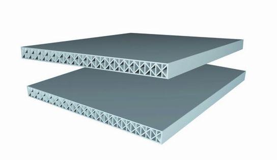新型建筑模板 塑料建筑模板