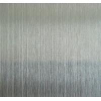 彩色不锈钢咖啡色拉丝板