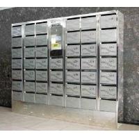 不锈钢信报箱,小区信报箱蚀刻面板