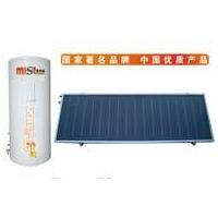 上海镁双莲太阳能热水器公司供应分体平板太阳能热水器